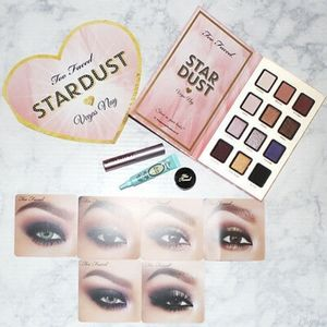 TOO FACED STAR DUST BY VEGAS NAY MAKEUP COLLECTION